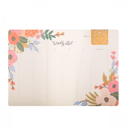 Weekly List Lively Floral Rifle Paper Co