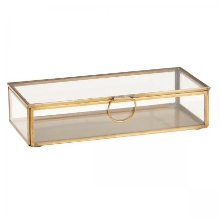 Glasbox Janni Maxi-Box Rechteck von Broste Copenhagen