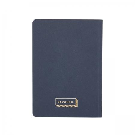 Kalender Pocket Planner 2019  Navucko Dunkelblau Back