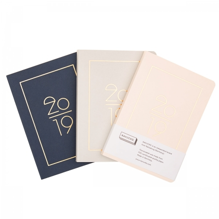 Kalender Pocket Planner 2019 Navucko Varianten